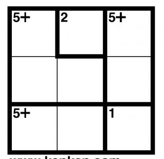 Exemplu caseta (cage ) cu o patratica completata cu numarul de destinatie