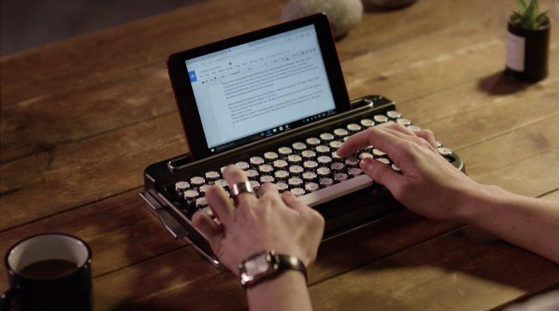 Elretron Penna - Retro Bluetooth Keyboard
