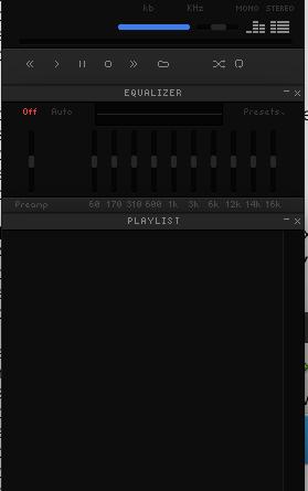 QMMP Media Player