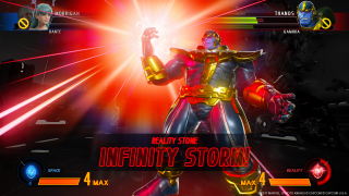 InfinityStones Marvel Vs Capcom